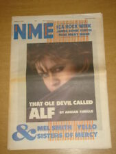 NME 1985 MARCH 30 ALISON MOYET MEL SMITH SISTERS OF MERCY