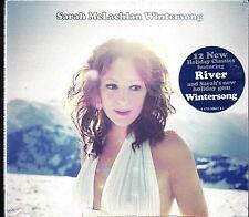 Sarah McLachlan - Wintersong (Digipak) USA Sealed Audio CD Brand New