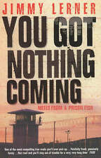 You Got Nothing Coming, 0552149659, New Book