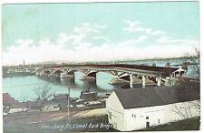Harrisburg Pennsylvania Camel Back Bridge