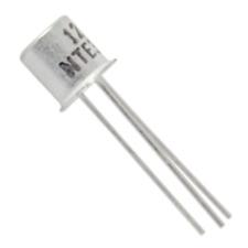 Nte Electronics Nte3031 Phototransistor/detector Npn Silicon Visible + Ir To-46