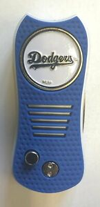 LA Dodgers Baseball Golf Switchblade Divot Tool W/ Ball Marker MLB