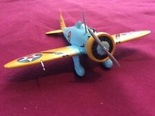 Model Power Postage Stamp Planes P-26 Peashooter Diecast Metal Airplane