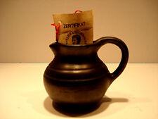 Terra Nigra Vase Manufaktur Griffen Antike Kunst