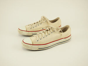 vintage Converse USA canvas low sneakers 11.5