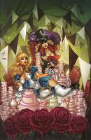 Zenescope Wonderland #50 Islander Comics Exclusive LTD 250
