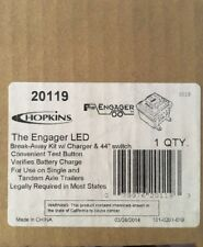 """Hopkins 20119 - The Engager LED Breakaway Kit W/Charger & 44"""" Switch"""