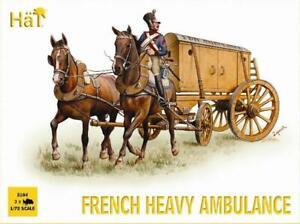 HaT 1/72 Napoleonic French Heavy Ambulance # 8104