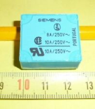Siemens Print Relais Schaltleistung 10 A 220 V AC  *