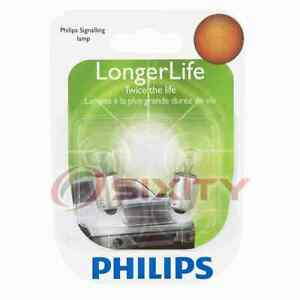 Philips Map Light Bulb for Land Rover Range Rover 1989-2005 Electrical un