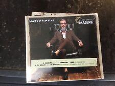 Marco Masini 30 Anniversary Cd Nuovo
