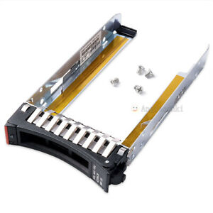 "IBM 2.5"" SAS HDD Hard Disk Drive Tray Caddy 44T2216 for X3650 M2 X3650m2 M3 M4"