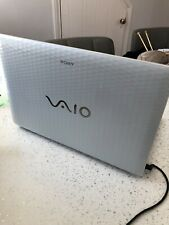 Sony Vaio Laptop  VPCEH Pearl White (USED - Factory Reset And Perfect Working)