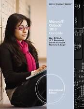 Microsoft Outlook 2010: Complete by Romanoski, Jill, Shelly, Gary B.
