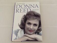 Donna Reed Bio Jimmy Stewart Wonderful Life Father Knows Best Monty Clift HC/DJ