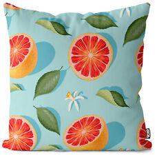 Summer Grapefruit Kissenbezug Obst Früchte Essen Vitamine Kochen Äpfel Pflanzen