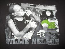 "WILLIE NELSON ""Legalize It Marijuana"" (SM) T-Shirt"