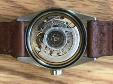 Automatic mechanical watch with ETA 2892A2 movement