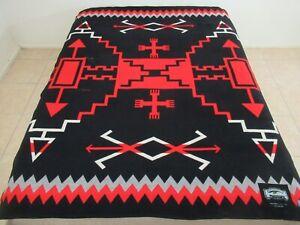 Vintage Limited Edition PENDLETON STORM PATTERN Navajo Blanket, BABBITT BROTHERS
