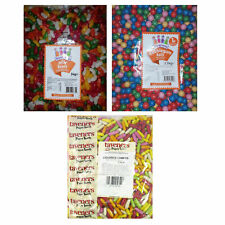 Jelly Beans Gumball Bubblegum Balls Comfits Wholesale Refills Bags (1 Supplied)