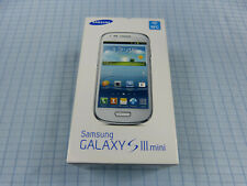 Samsung Galaxy S III mini GT-I8190N 8GB Pebble Blue! Neu & OVP! Ohne Simlock!
