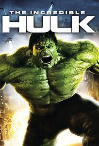 The Incredible Hulk DVD Louis Leterrier(DIR) 2008