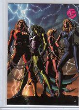 Marvel Dangerous Divas Promo ISP1 card