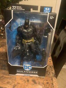 McFarlane Toys DC Multiverse 7 inch Arkham Knight Batman Action Figure - MF15341