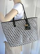 Ralph Lauren Romilly II Classic Tote in Black Multi Agsbeagle