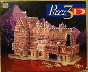 Puzz3D Barvarian Mansion 418 pieces jigsaw puzzle