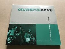 BOSTON MUSIC HALL  1971, WBCN-FM BROADCAST  by GRATEFUL DEAD 3 X CD SET