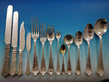 Persian by Tiffany & Co. Sterling Silver Flatware Service Set Dinner 261 Pieces