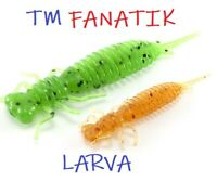 "Fanatik GOBY 2/""-9pcs,3.5/""-5pcs all sizes-soft eatable lures.!made in Ukraine"