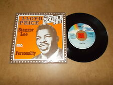 LLOYD PRICE - STAGGER LEE - PERSONALITY   / LISTEN - R&B POPCORN