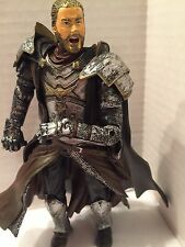 "2004 Lord Of The Rings ToyBiz Action 6.5""King Elendil Return Of The King  #29"