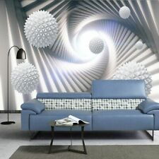 Wall Murals 3D Wallpaper Modern Abstract Stereoscopic Space Circle Ball Living