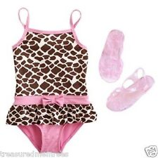 Wippette One Piece Swimsuit & Jelly Sandals ~ Size 12 Months ~ NWT $30.