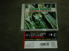Booker T And The MG's Green Onions Japan CD
