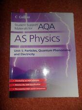 Collins AS Physics AQA Unit 1- Particles, Quantum Phenomena and Electricity