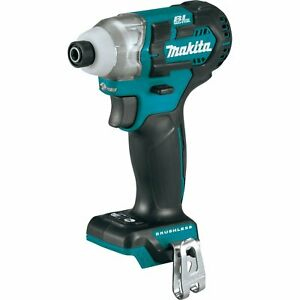 MAKITA DT04Z NEW 12V Max CXT Li-Ion Brushless Cordless Impact Driver TOOL ONLY