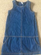 Gap Girls Denim Dress 4-5 Years
