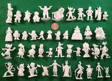Marx Disney Miniatures Disneykins Series 1 and Series 2 - 43 Total ( Mexican )