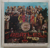 """THE BEATLES  """"St.PEPPERS LONELY HEARTS CLUB BAND""""  3 3/4 ips Reel to Reel Tape"""