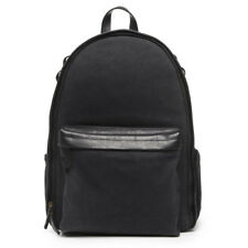 ONA Big Sur Canvas Backpack (Black) - Timeless Handcrafted Quality ->NEW!