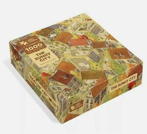 Magic Puzzle Company The Sunny City 1000 piece Brand New 🆕 SHIPPING