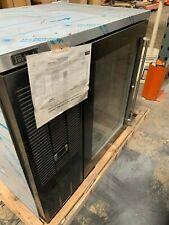 Perlick Pts36 8 cu. ft. Backbar Storage Cabinet Refrigerator