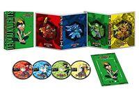TENKAI KNIGHT DVD BOX 3-JAPAN 4 DVD U00 qd