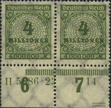 Duits Empire 316 Huis Bestelnummer postfris MNH 1923 Hyperinflatie