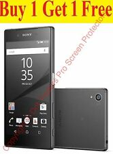 New 100% Genuine Gorilla Tempered Glass Film Screen Protector For Sony Xperia Z5
