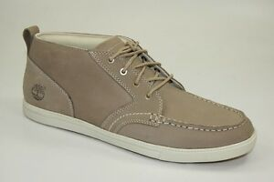 Timberland Sneakers Trainers Newmarket Chukka Size 41,5 US 8 Men Lace Up 6546R